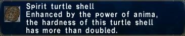 Spirit Shell