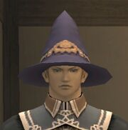 Witch-coven hat fashion