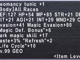 Geomancy Tunic +1