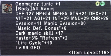Geomancy Tunic 1