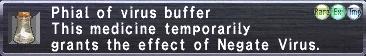 Virus Buffer