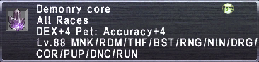 Demonry Core