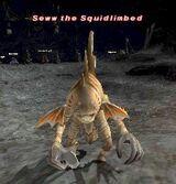 Seww the Squidlimbed