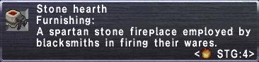 Stone Hearth