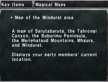 Windurst Area