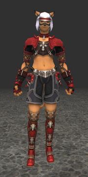 Iuitl Armor Set