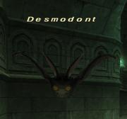 Desmodont