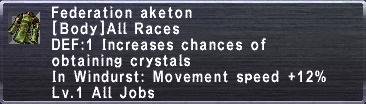 Federation Aketon