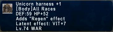 UnicornHarnessPlus1