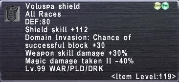 Voluspa Shield