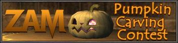 Concours de création de citrouille d'Halloween organisé par le site partenaire ffxi.allakhazam.com! (14.10.2010)