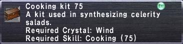 Cooking Kit 75