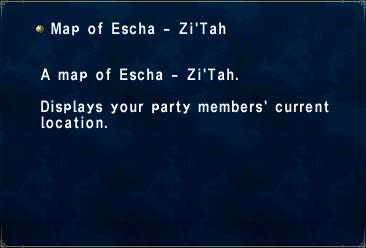 Map of escha - zi'tah