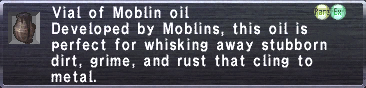 Moblin Oil