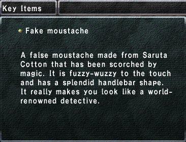 FakeMoustache