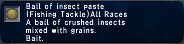 InsectPaste
