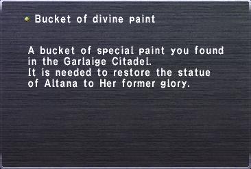 KI Bucket of Divine Paint
