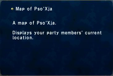 Map of Pso\'Xja