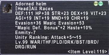 Adorned Helm