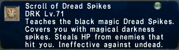 Dreadspikes