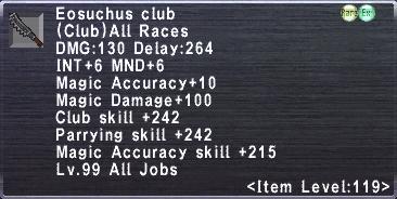 Eosuchus Club