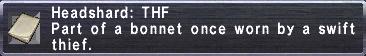 Headshard THF