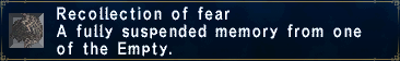 RecollectionOfFear