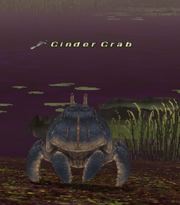 CinderCrab