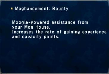 Moghancement bounty