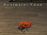 Rustwater Toad