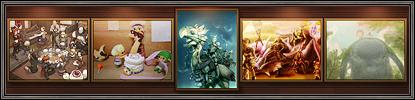 7th Anniversary Fan Art Contest—Results Are In! (05-16-2009)