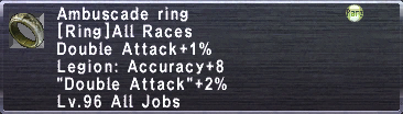 Ambuscade Ring