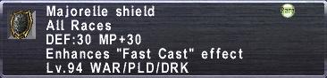 Majorelle Shield