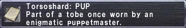 Torsoshard PUP