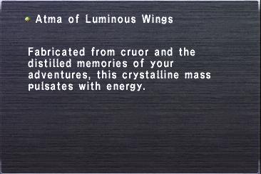 Atma Luminous Wings