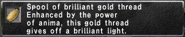 Brilliantgoldthread
