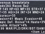 Ravenous Breastplate