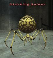 Skulking Spider