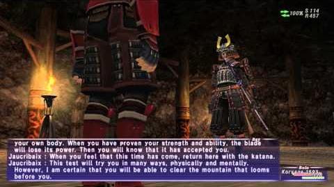 «FFXI-Movie» The Potential Within