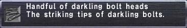 Darkling Bolt Head
