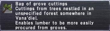 Grove Cuttings