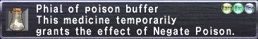 Poison Buffer