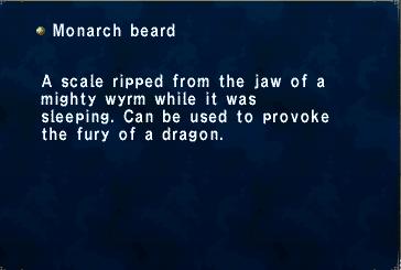 Monarch Beard