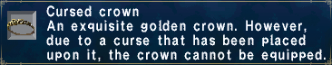 Cursed-crown