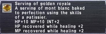 GoldenRoyale