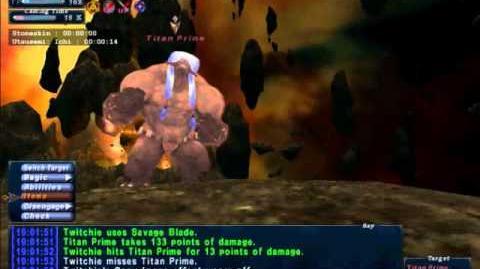 RDM Taru Titan Solo