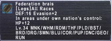 Federation Brais