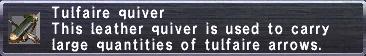 Tulfaire Quiver