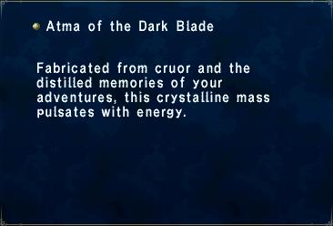 Atma of the Dark Blade