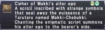 Cipher-Makki